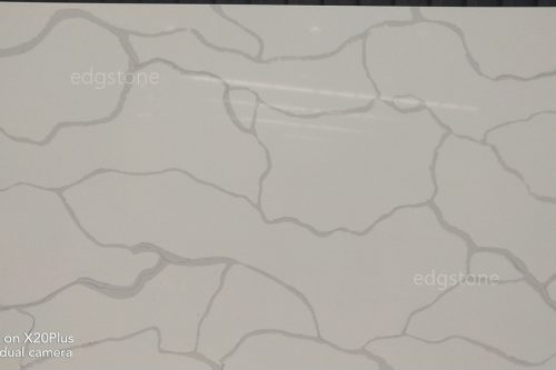 Calacatta White Quartz 6013
