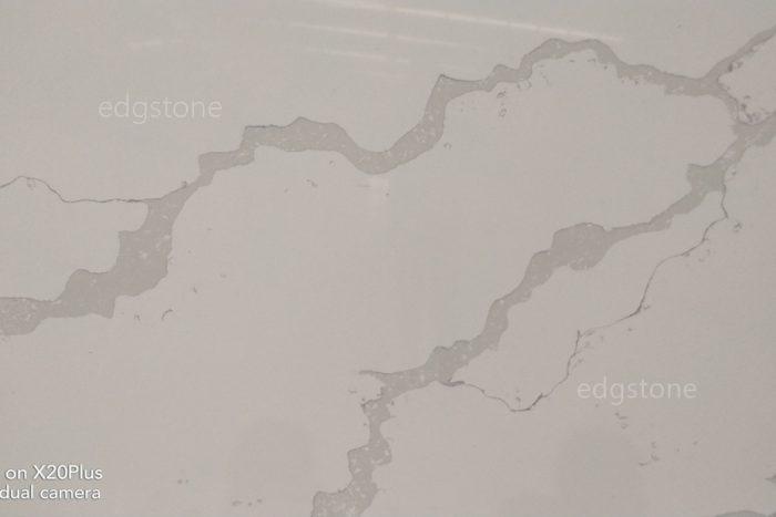 Calacatta White Quartz 6015