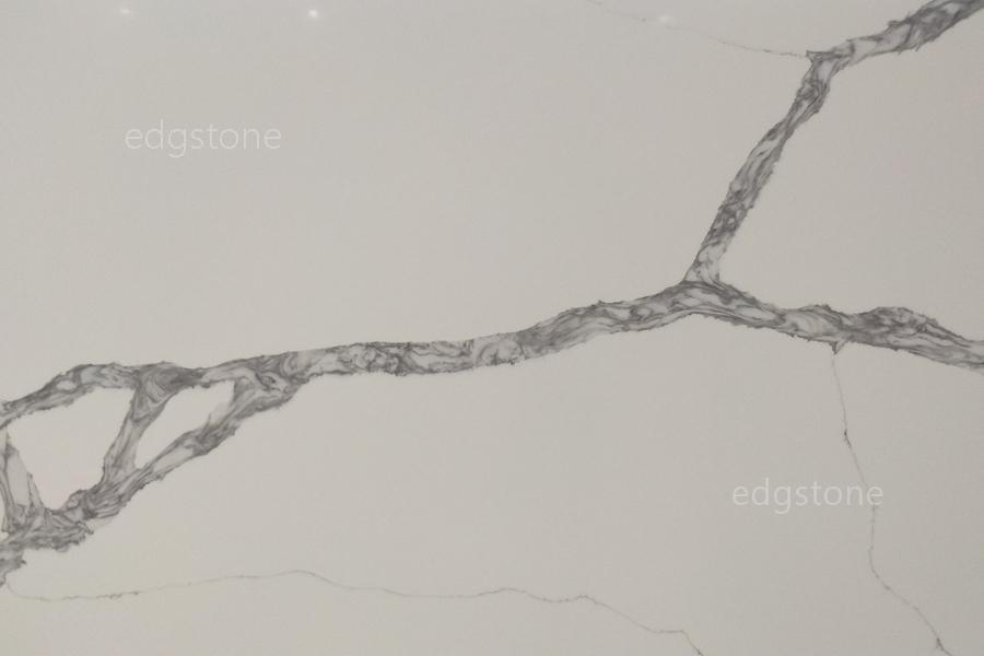 Calacatta White Quartz 6018