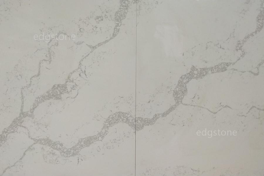 Calacatta White Quartz 6021