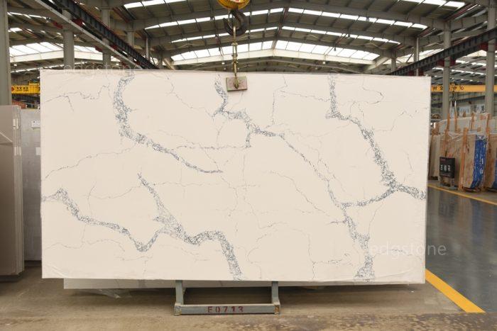 Calacatta White Quartz EDG1414