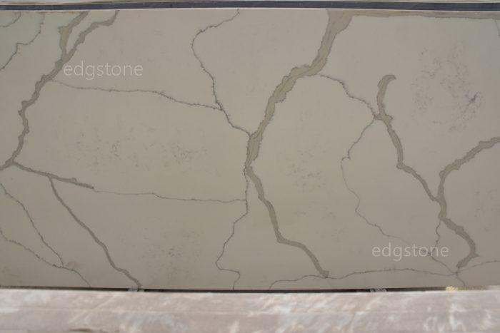 Calacatta White Quartz EDG1111