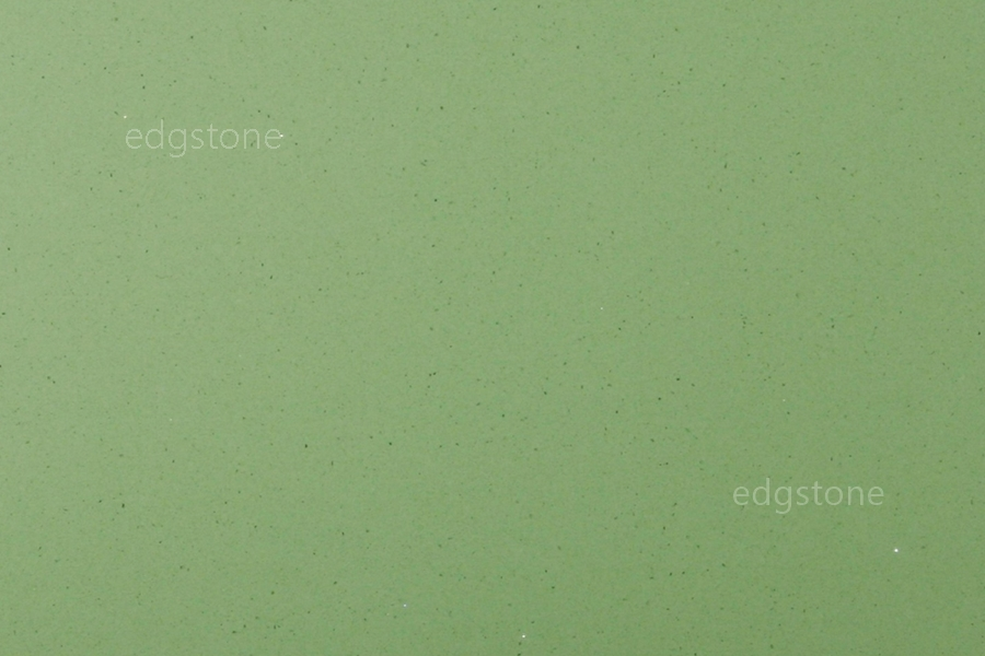 Pure Single Green Color Quartz 1565