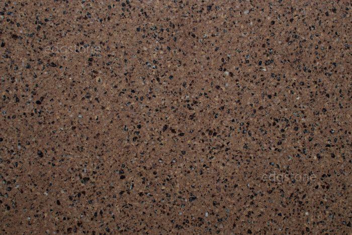 Mixed Brown Color Quartz 1674