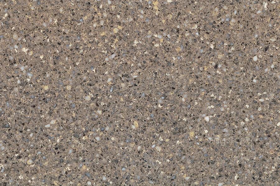 Mixed Brown Color Quartz 1682