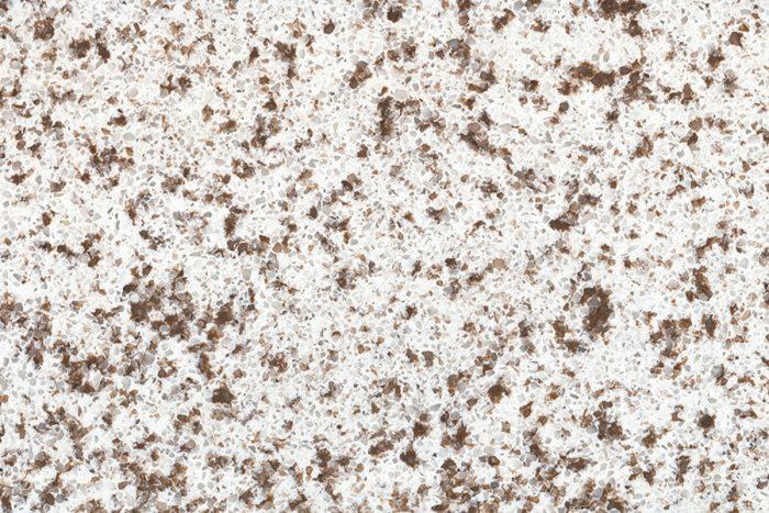 Mixed Brown Color Quartz 2033