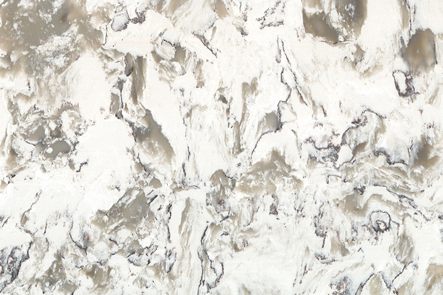 Royal White Color Quartz 3003