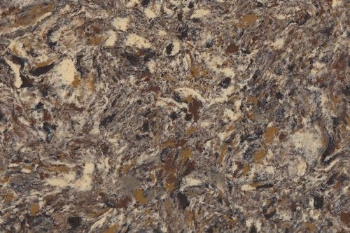 Royal Brown Color Quartz 3007