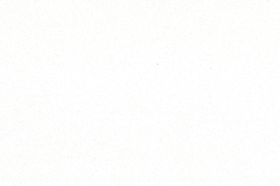 Single White Color Quartz EDG4002