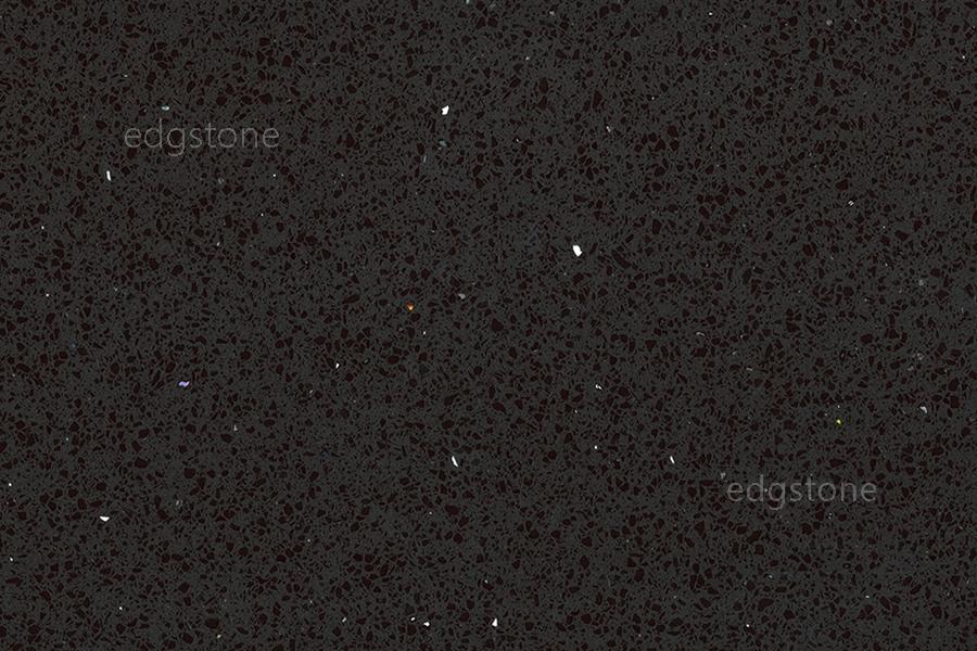 Single Black Color Quartz EDG4017