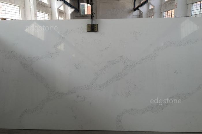 Calacatta White Quartz EDG4018