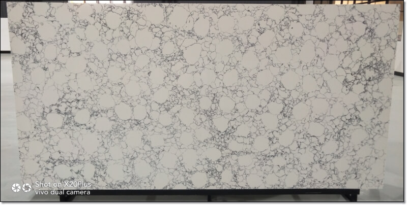 EDGStone Snow White Quartz Stone