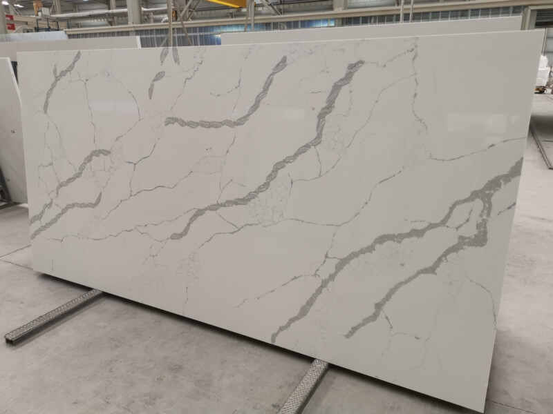 quartz stone slab