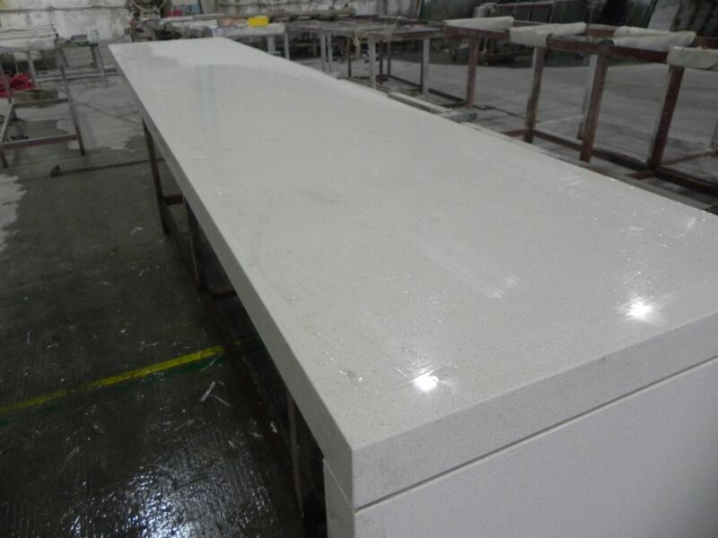 white quartz countertops kitchen