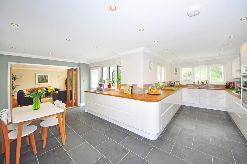 quartz stone kitchen countertops