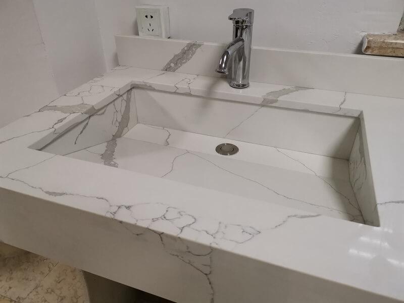 calacatta marble laminate