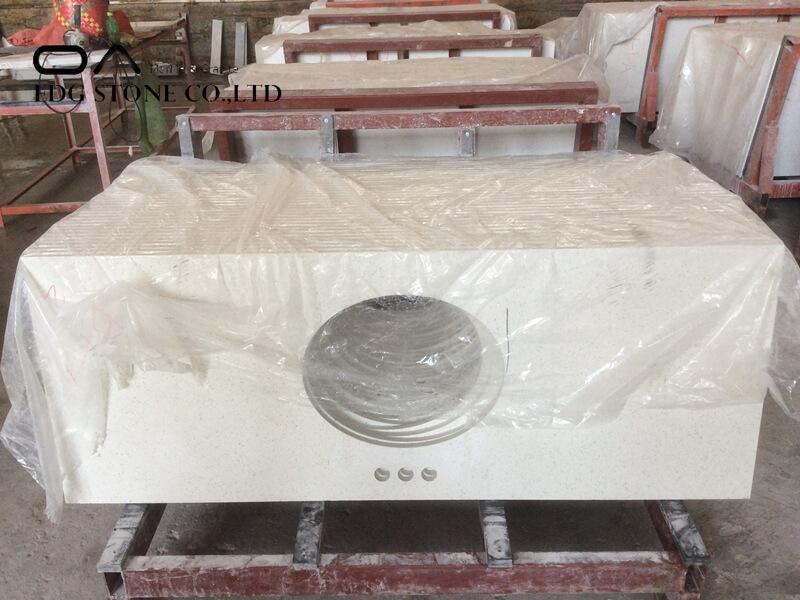 colonial white quartz