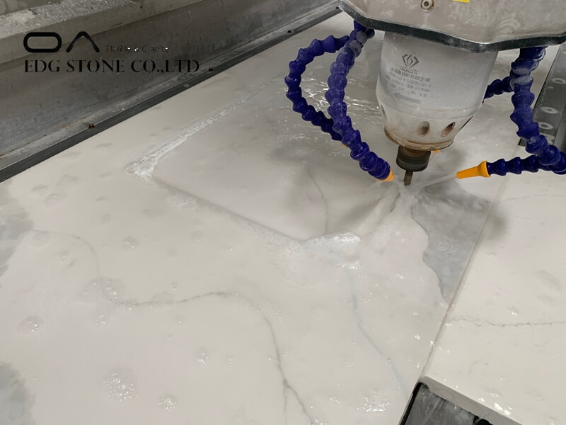 quartz calacatta laza