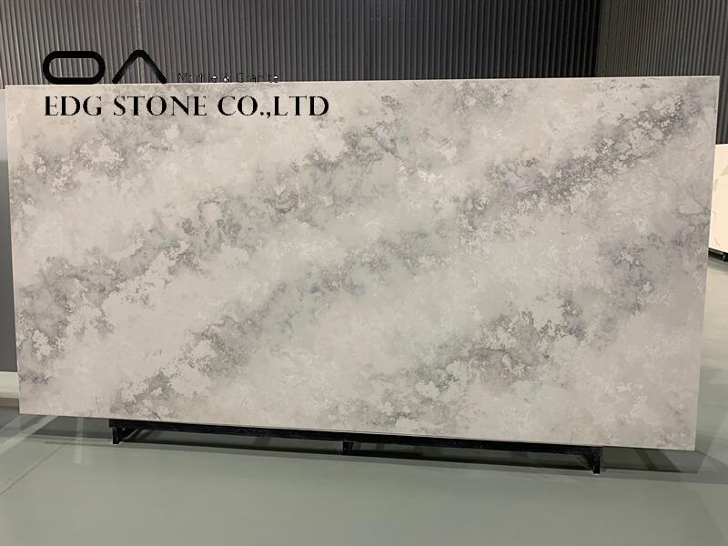 largest quartz slab