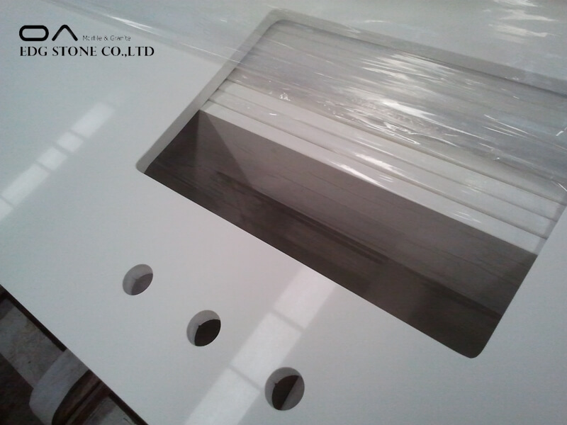 manufactured quartz countertops