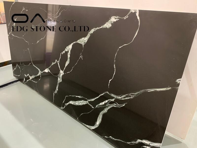 quartz island slab