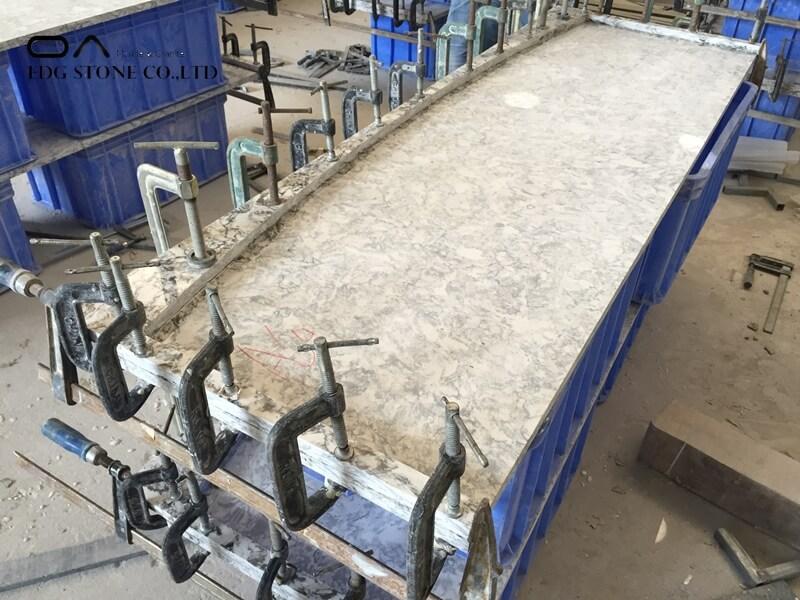 recycled quartz countertops