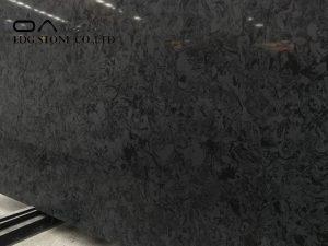 EDG3002 black quartz slabs