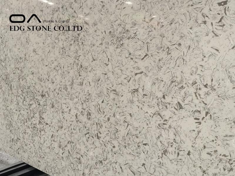 EDG3006 white quartz slabs