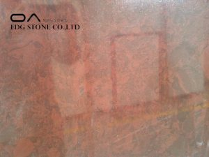 Red artificial marble (1)