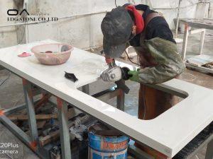 quartz vanity tops