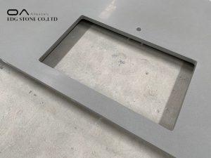 shadow gray quartz