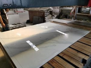 caesarstone white quartz countertops