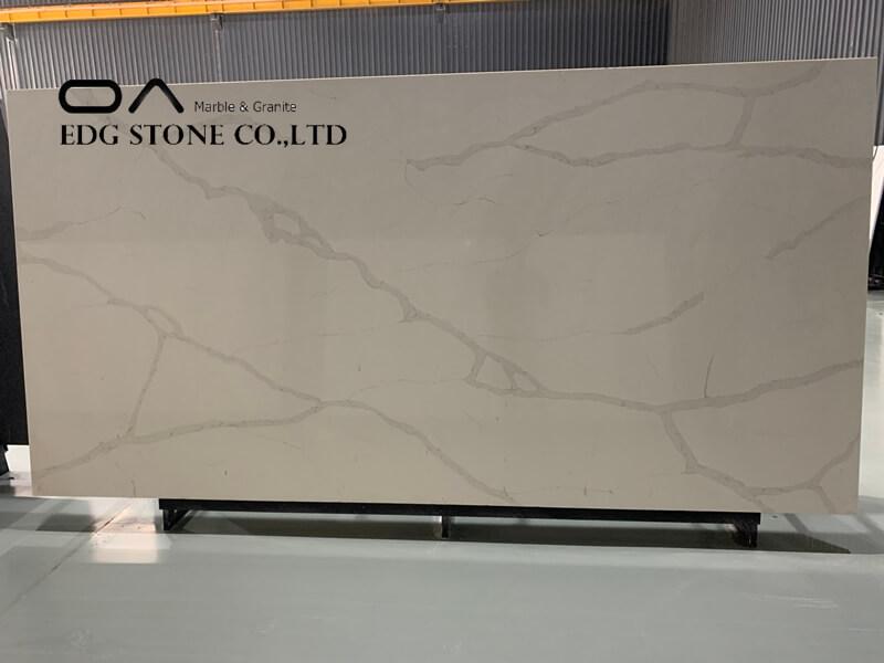 engineered quartz slab