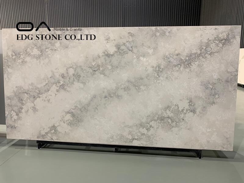 largest slab of quartz