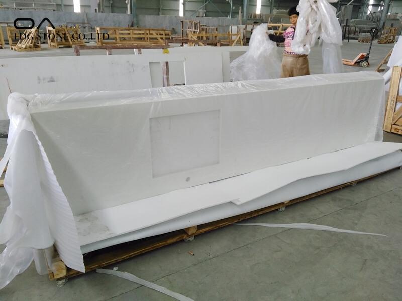msi quartz montclair white