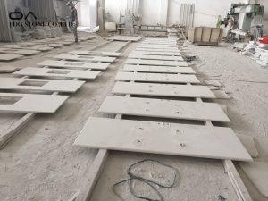 price of white quartz countertops