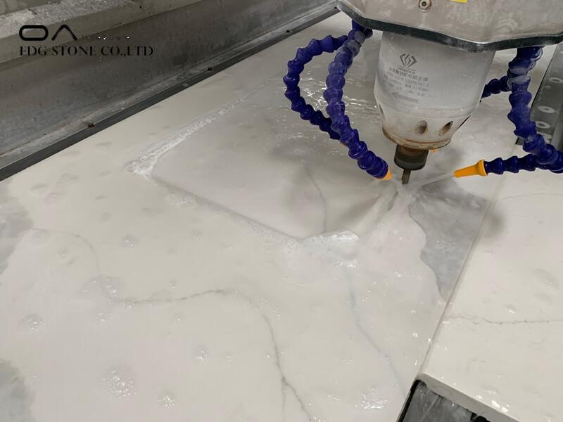 calacatta extra quartz