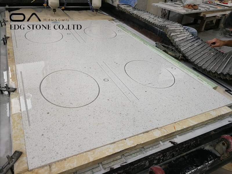 quartz kitchen countertops cost