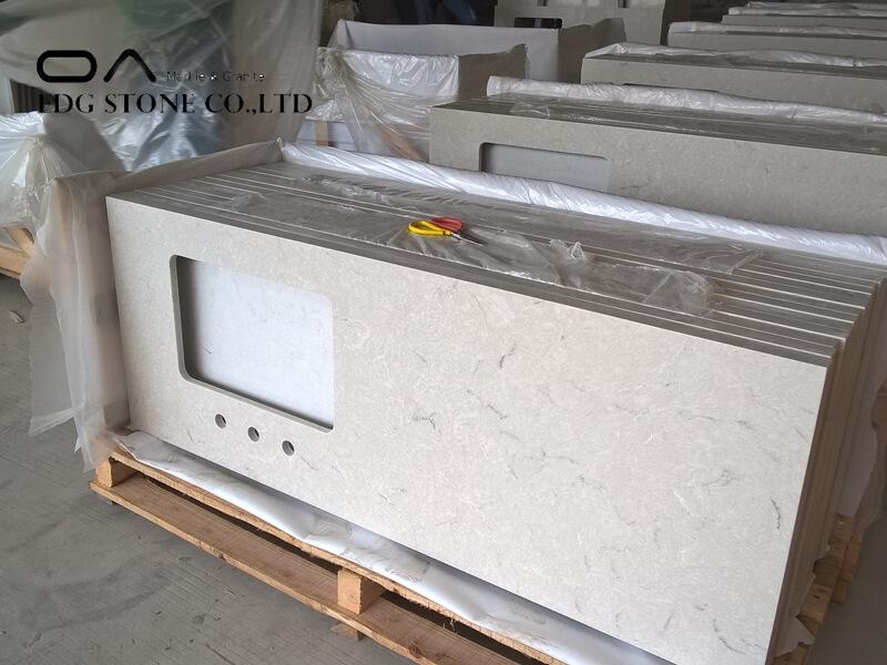 aura quartz countertops