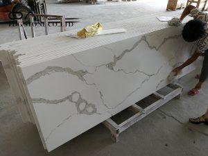 beautiful quartz countertops