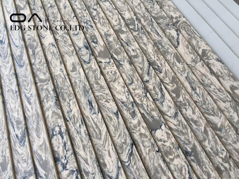 moonstone quartz countertop