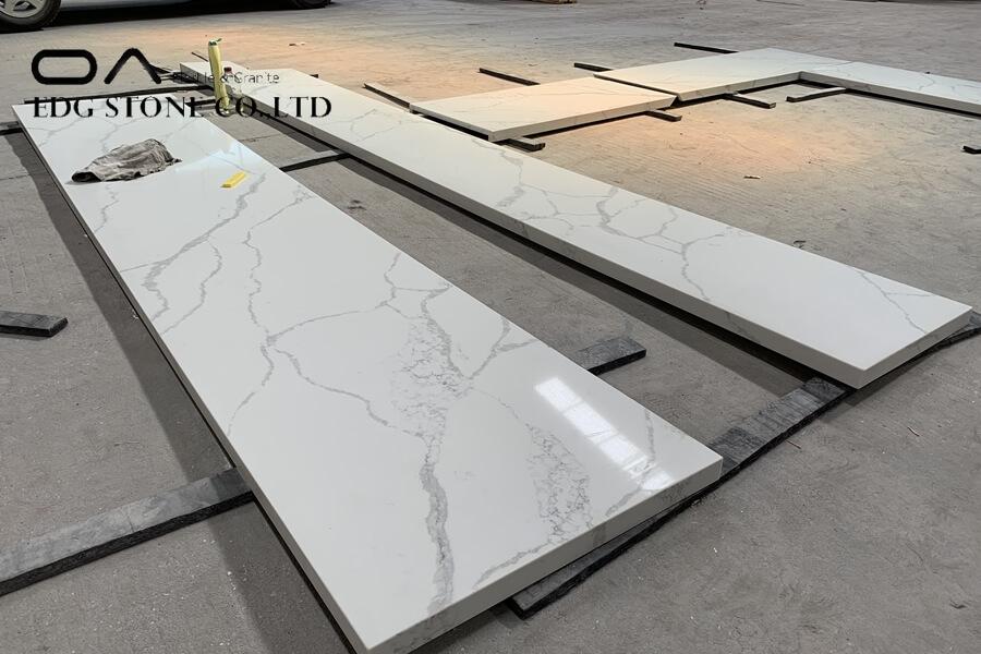 quartz aura countertop