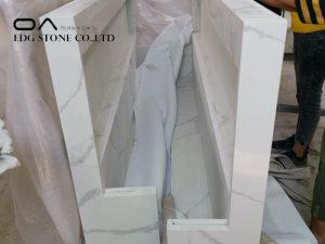 silestone calacatta gold home depot