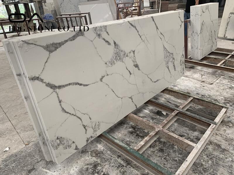 working with quartz countertops