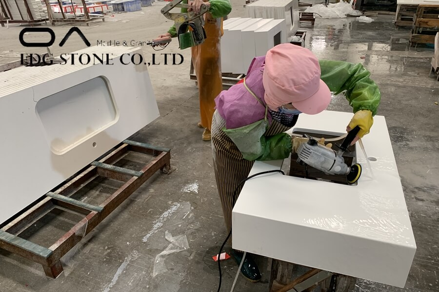 calacatta nuvo quartz countertop