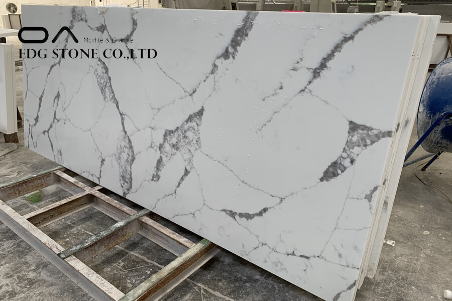 calacatta white quartz price