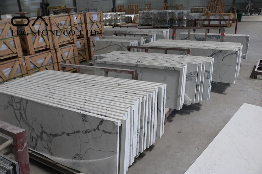 lusso quartz countertops