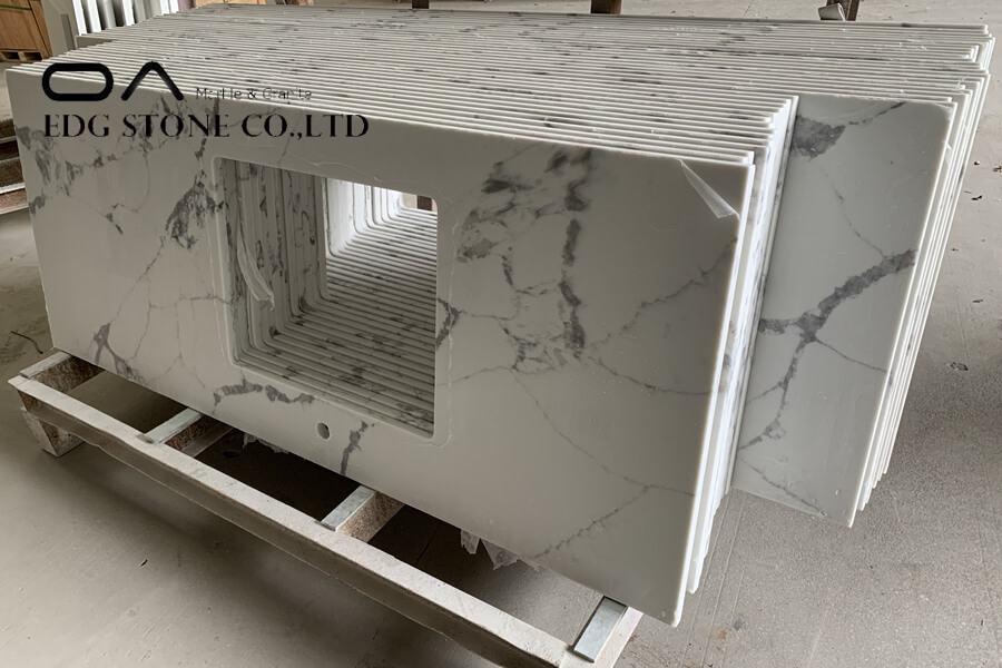 luxury quartz countertops