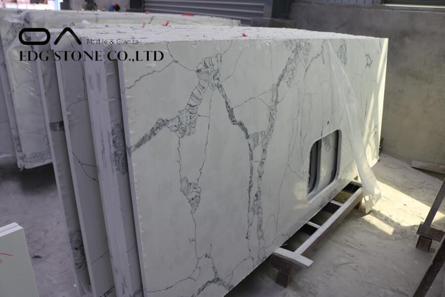 seamless quartz countertops