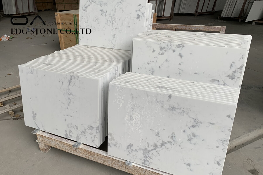 white vein quartz